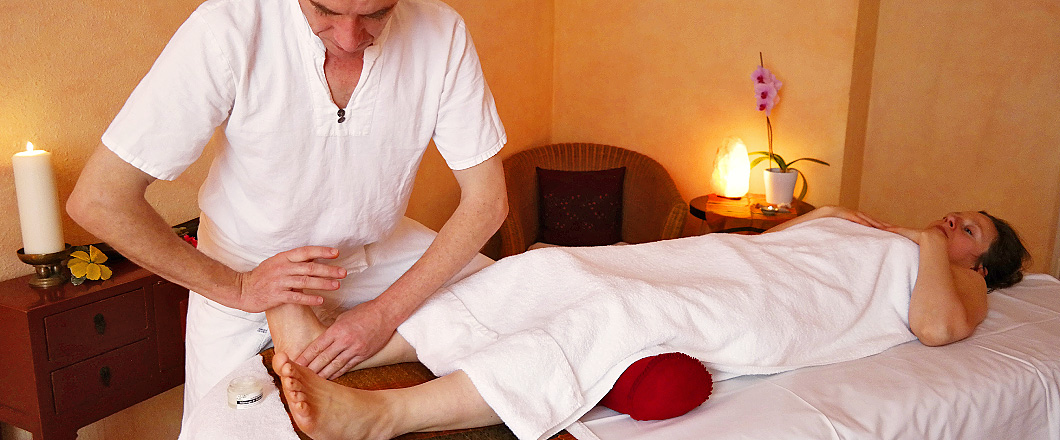Fuß Reflexzonen Massage – Sawadee-Wellnessmassagen