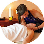 Lomi-Lomi-Massage