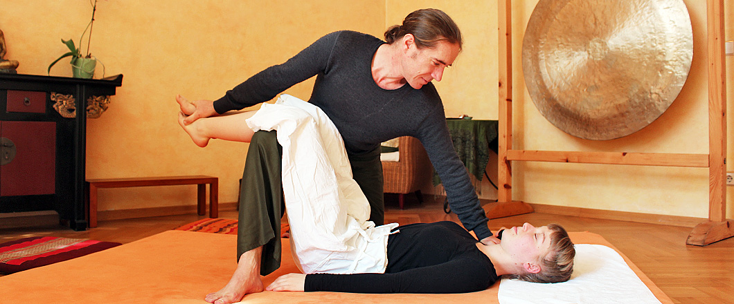 Traditionelle Thaimassage – Sawadee-Wellnessmassagen